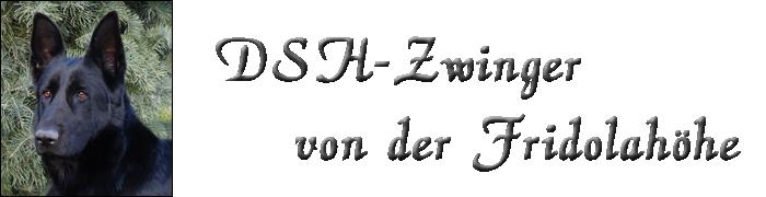 DSH Zwinger von der Fridolahöhe
